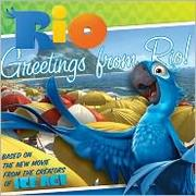 Cover of: Rio! Greetings from Rio