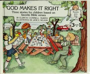 Cover of: God makes it right
