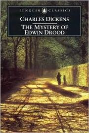 Cover of: The Mystery of Edwin Drood