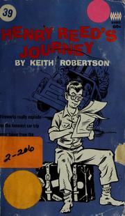 Cover of: Henry Reed's journey