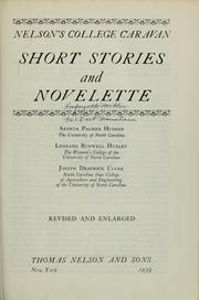 Cover of: Nelson's college caravan