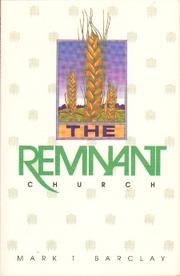 Cover of: The Remnant Church