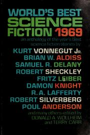 Cover of: World's best science fiction, 1969