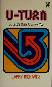 Cover of: U-Turn Dr. Luke's guide to a new you