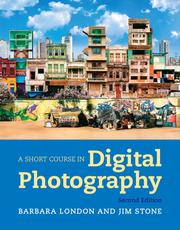 Cover of: A short course in digital photography