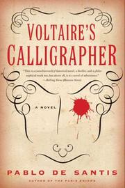 Cover of: Voltaire's Calligrapher: A Novel