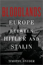 Cover of: Bloodlands