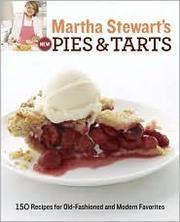 Cover of: Martha Stewart's New Pies & Tarts