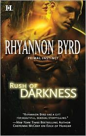 Cover of: Rush of Darkness