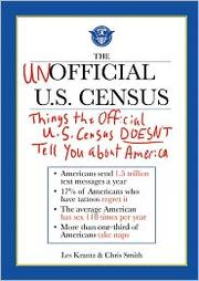 Cover of: The Unofficial U.S. Census
