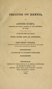 Cover of: A treatise on hernia
