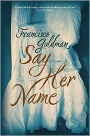Cover of: Say Her Name