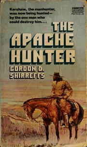 Cover of: The Apache hunter