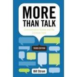 Cover of: More Than Talk: Communication Studies and the Christian Faith