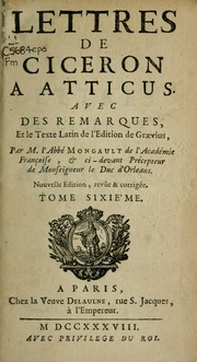 Cover of: Ad Atticum
