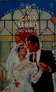 Cover of: Loving and giving