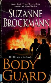 Cover of: Body guard