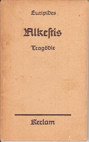 Cover of: Alkestis