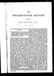 Cover of: Mr. Goldwin Smith on the study of history