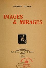 Cover of: Images & mirages
