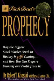 Cover of: Rich dad's prophecy
