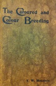 Cover of: The Coloured and Colour Breeding