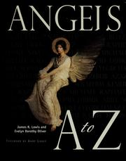 Cover of: Angels A to Z