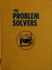 Cover of: The problem solvers