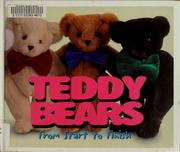 Cover of: Teddy bears