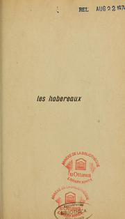 Cover of: Les Hobereaux