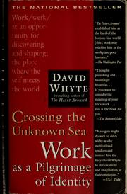 Cover of: Crossing the unknown sea