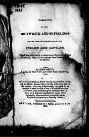 Cover of: Narrative of the shipwreck and sufferings of the crew and passengers of the English brig Neptune