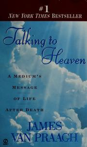 Cover of: Talking to Heaven