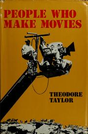 Cover of: People who make movies