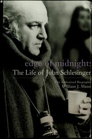Cover of: Edge of midnight
