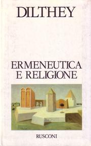 Cover of: Ermeneutica e religione