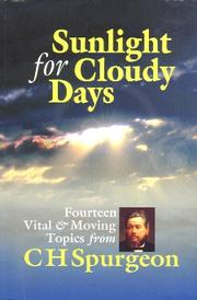 Cover of: Sunlight for Cloudy Days