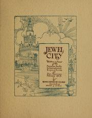 Cover of: Jewel City, written in honor of the Panama-Pacific international exposition at San Francisco, February, 1915
