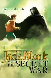Cover of: jack blank and the secret war