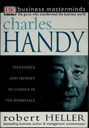 Cover of: Charles Handy
