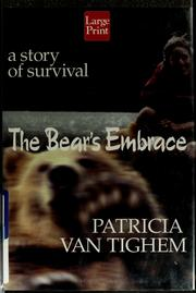 Cover of: The bear's embrace
