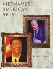 Cover of: Vietnamese American Arts