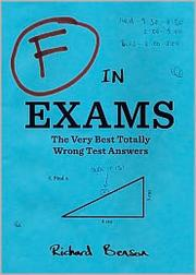Cover of: F in Exams