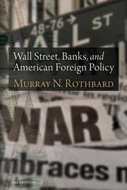 Cover of: Wall Street, Banks, and American Foreign Policy