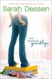 Cover of: What Happened to Goodbye