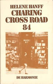 Cover of: Charing Cross Road 84