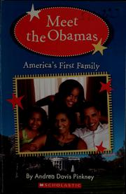 Cover of: Meet the Obamas