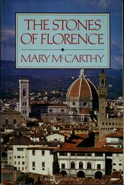 Cover of: The stones of Florence