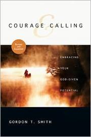 Cover of: Courage and calling