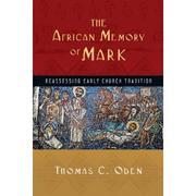 Cover of: African memory of Mark